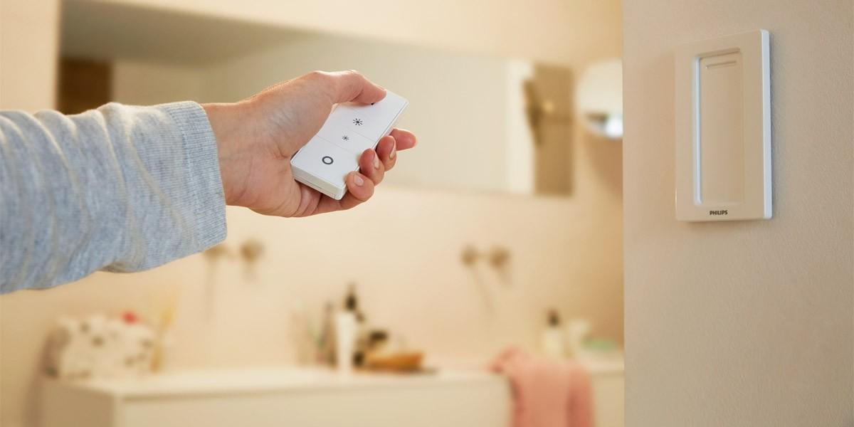 Slimme Philips Hue verlichting voor je badkamer