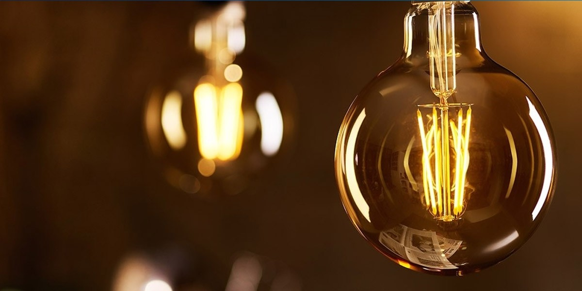 Lichtopbrengst bij LED lampen