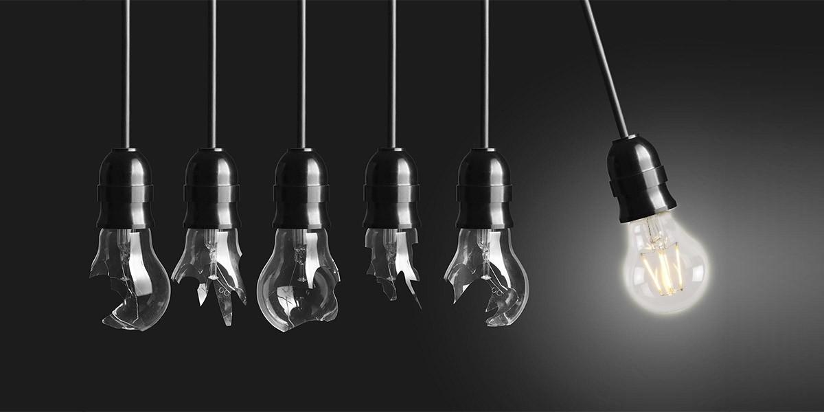 Waarom zou je moeten overstappen naar LED verlichting?