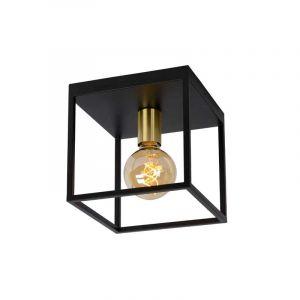 Lucide Plafondlamp Ruben Zwart 00124/01/30