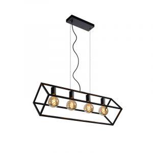 Lucide Hanglamp Fabian Zwart 00425/04/30