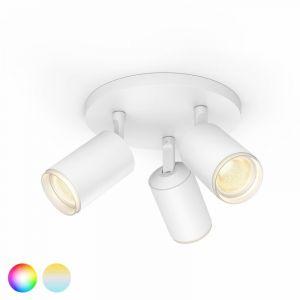 Philips Hue Fugato Spotlamp 3-lichts Wit