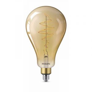 Philips LED Vintage Amber E27 6,5 Watt