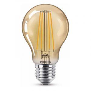 Philips Filament LED Vintage Amber E27 5,5 Watt