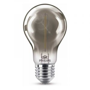 Philips Filament LED Standaardlamp (A60) Gerookt E27 2,3 Watt