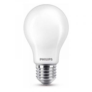 Philips LED Standaardlamp (A60) Wit E27 8,5 Watt