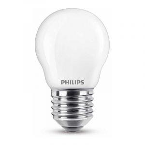 Philips LED Kogellamp (P45) Wit E27 2,2 Watt