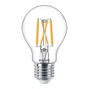 Philips Filament LED Standaardlamp (A60) Helder E27 5 Watt