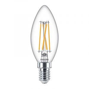Philips Filament LED Kaarslamp (B35) Helder E14 3,2 Watt