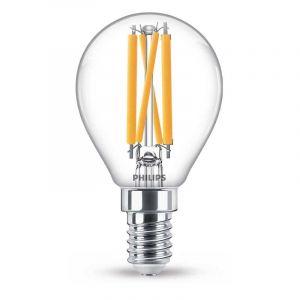Philips Filament LED Kogellamp (P45) Helder E14 3,2 Watt