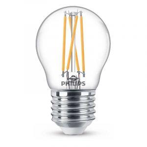 Philips Filament LED Kogellamp (P45) Helder E27 4,5 Watt