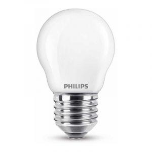 Philips LED Kogellamp (P45) Wit E27 4,5 Watt