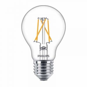Philips Filament LED Standaardlamp (A60) Helder E27 11,5 Watt
