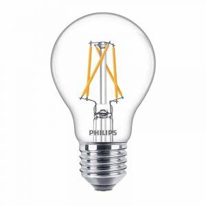 Philips Filament LED Standaardlamp (A60) Helder E27 7,5 Watt