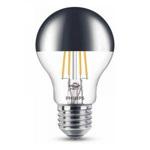 Philips Filament LED Standaardlamp (A60) Zilver E27 7,2 Watt