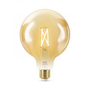 WiZ Filament Globelamp met amber glas