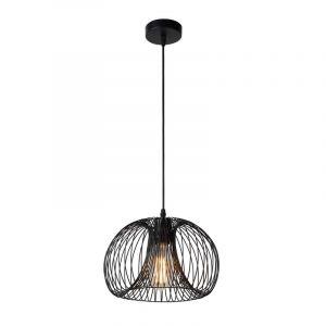 Lucide Hanglamp Vinti Zwart 02400/30/30