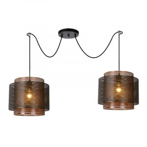 Lucide Hanglamp Orrin Zwart 02404/02/30