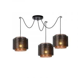 Lucide Hanglamp Orrin Zwart 02404/03/30