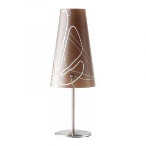 Brilliant Tafellamp Isi Bruin 02747/23