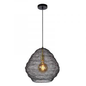 Lucide Hanglamp Saar Zwart 03423/38/30