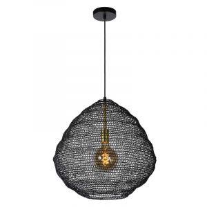 Lucide Hanglamp Saar Zwart 03423/48/30
