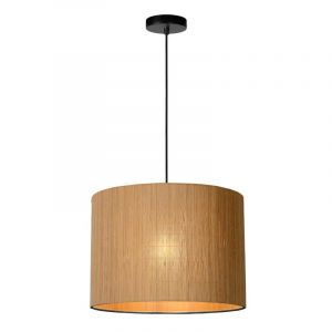 Lucide Hanglamp Magius Hout 03429/42/30