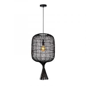 Lucide Hanglamp Garve Zwart 03436/40/30