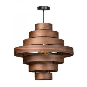 ETH Hanglamp Walnut Hout 05-HL4453-77