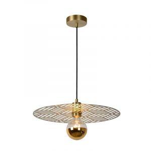 Lucide Hanglamp Olenna Messing 05431/01/02
