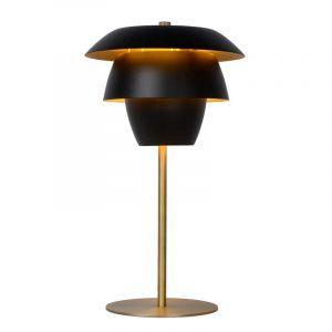 Lucide Tafellamp Jericho Zwart 05529/01/30