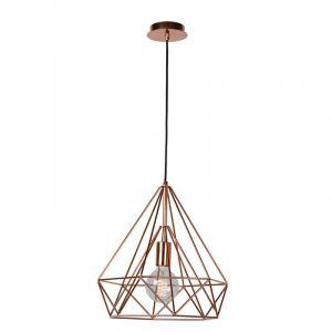 Lucide Hanglamp Ricky Koper 06496/37/17