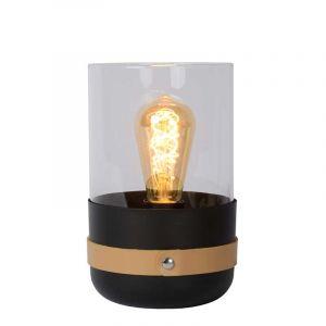 Lucide Tafellamp Centur Zwart 06519/01/30