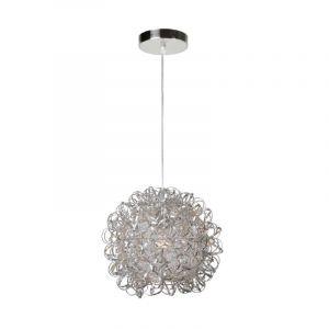 Lucide Hanglamp Noon Chroom 08402/35/12