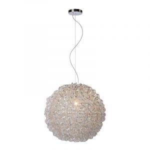 Lucide Hanglamp Noon Chroom 08402/50/12