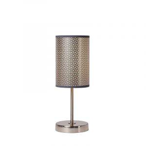 Lucide Tafellamp Moda Grijs 08500/81/36