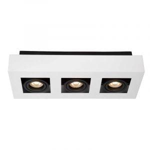 Lucide Spotlamp Xirax 3-lichts Wit 09119/16/31