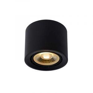 Lucide Spotlamp Fedler Zwart 09921/12/30