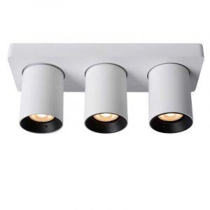 Lucide Spotlamp Nigel 3-lichts Wit 09929/15/31