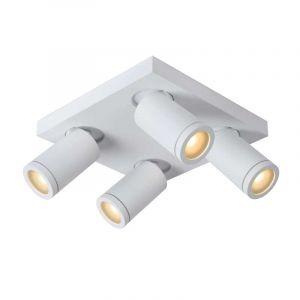Lucide Spotlamp Taylor 4-lichts Wit 09930/20/31