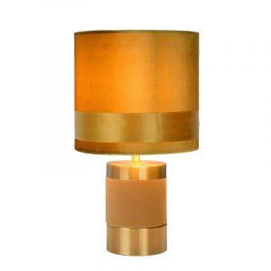 Lucide Tafellamp Extravaganza Frizzle Geel 10500/81/34