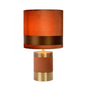 Lucide Tafellamp Extravaganza Frizzle Bruin 10500/81/43