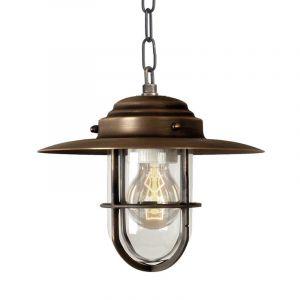 KS verlichting Hanglamp Labenne Brons 1180