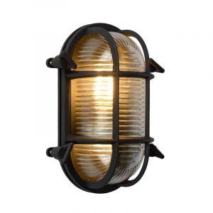 Lucide Wandlamp Dudley Zwart 11891/20/30