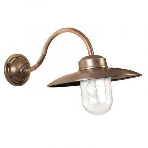 KS verlichting Wandlamp Landes Brons 1195