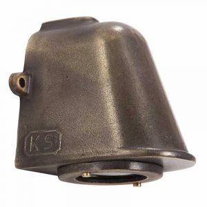 KS verlichting Wandlamp Offshore Brons 1283