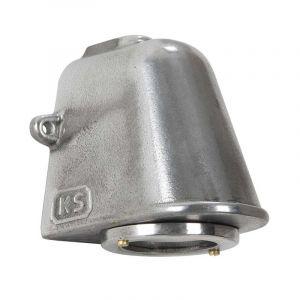 KS verlichting Wandlamp Offshore Aluminium 1284