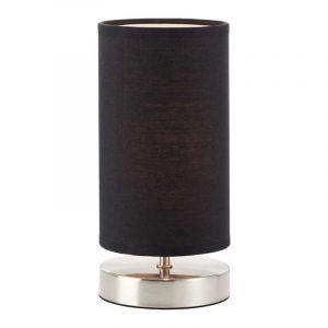 Brilliant Tafellamp Clarie Zwart 13247/06