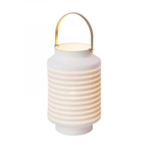 Lucide Tafellamp Jamila Wit 13526/01/31