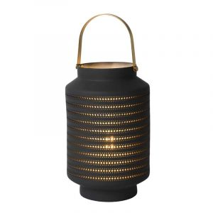 Lucide Tafellamp Jamila Grijs 13526/01/36